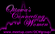 Logo of Ottawa's Connecting Women